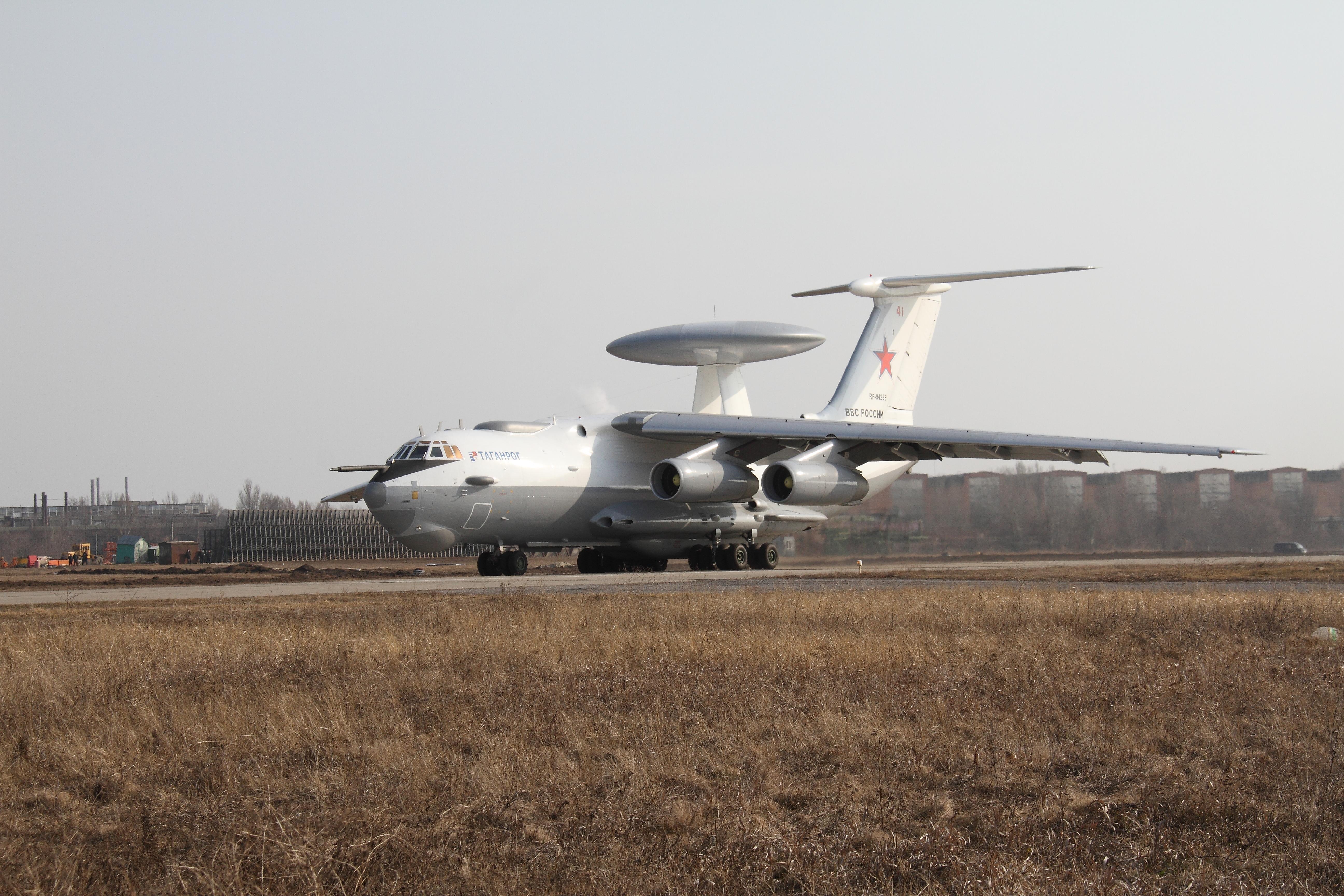 AWACS-Command & Control aircrafts of RuAF - Page 6 281f2b4b2e57ad1d3fbb85561881ca8b
